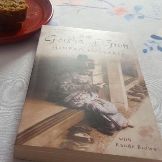Book review_Geisha of Gion
