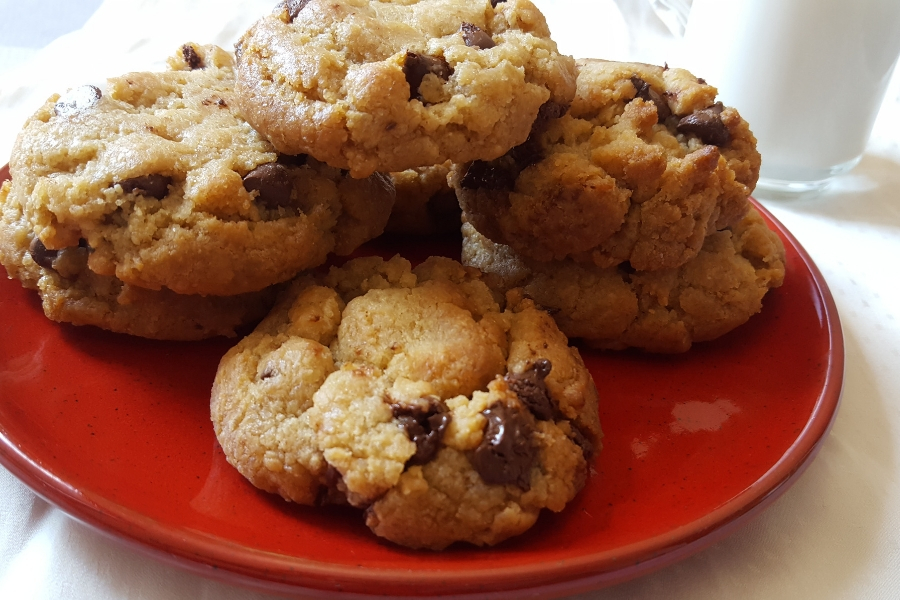 Chcocochip cookies