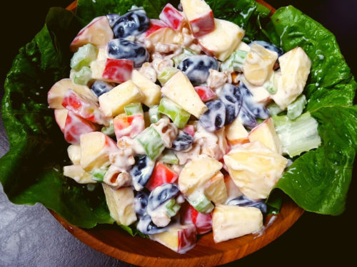 Kraft Waldorf Salad Recipe