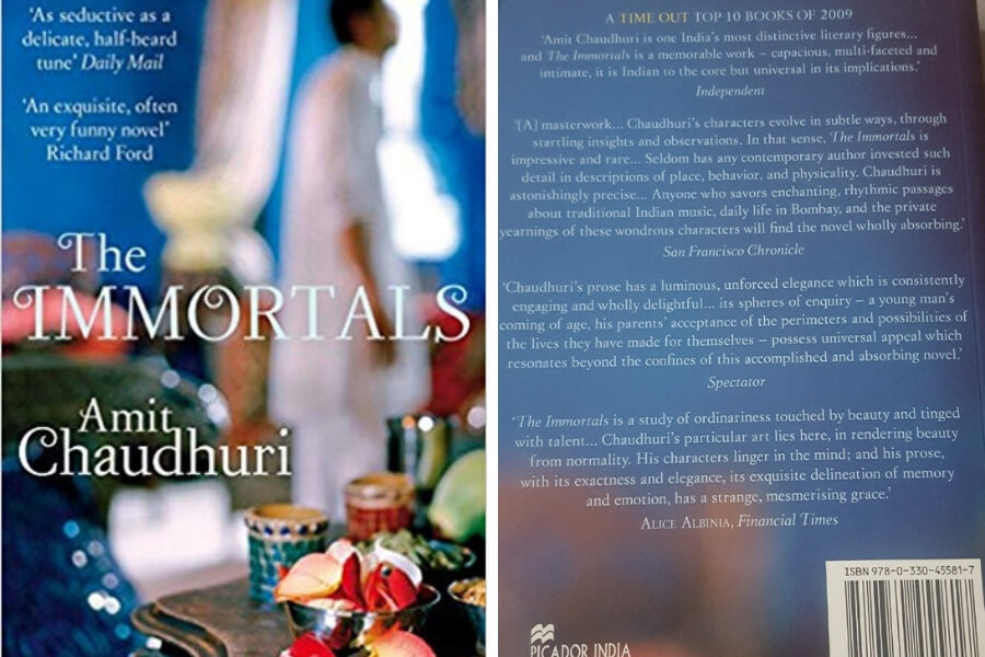 Book review The immortals