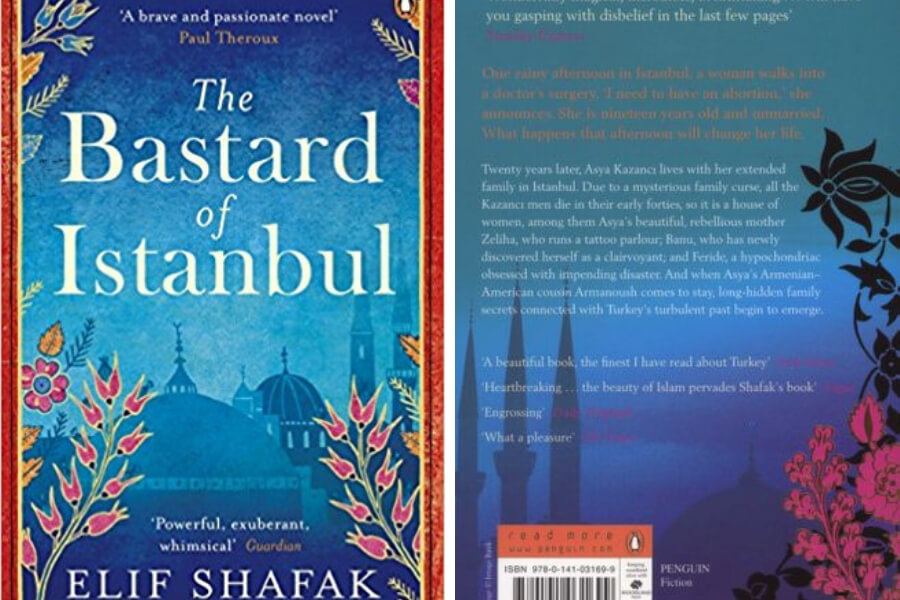 Book review the bastard of istanbul